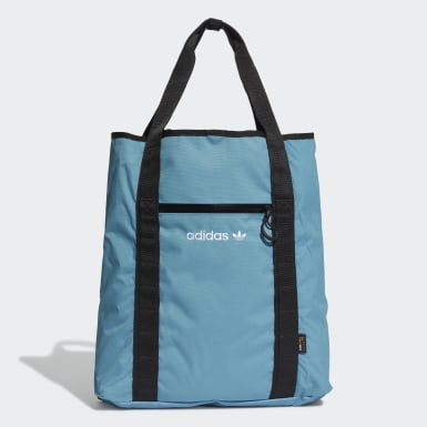 Originals Blue Adventure Cinch Tote Bag
