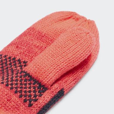 Dívky Zimní Sporty růžová Rukavice Graphic