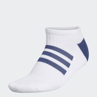 Women Golf White Comfort Low-Cut Golf Socks