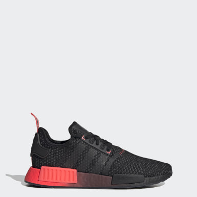 Zapatilla NMD_R1 Negro Originals