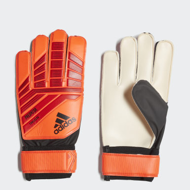 Gants Predator Training Rouge Football
