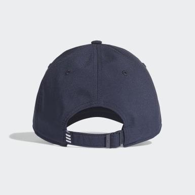 Training Blue Baseball Cap