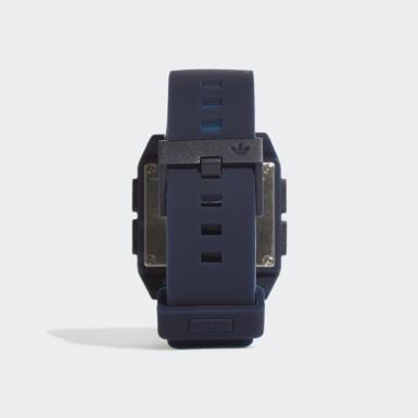 Relógio Archive_SP1 Azul Originals