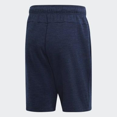 Men Athletics Blue ID Stadium Shorts