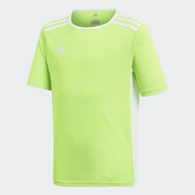 зеленый Футболка Entrada