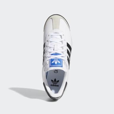Çocuklar Originals Beyaz Samoa Ayakkabı