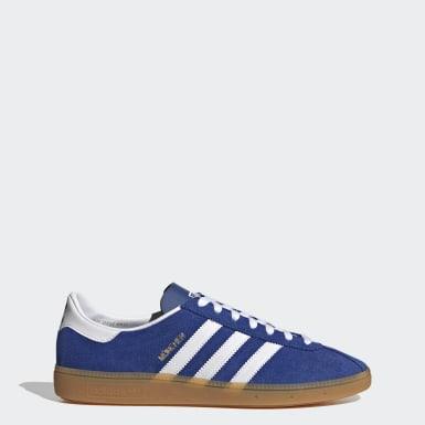 Chaussure München Bleu Hommes Originals