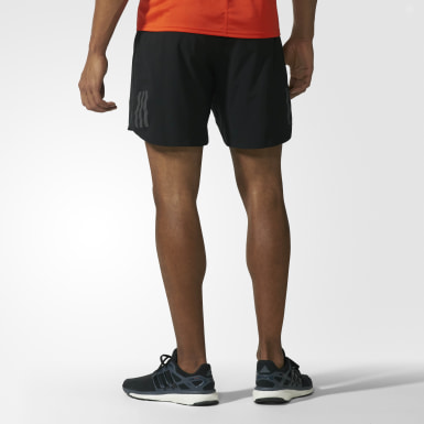 Shorts RS Negro Hombre Running