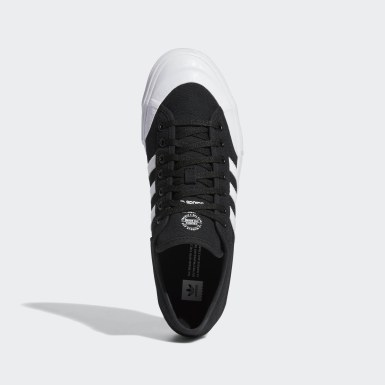 Men Originals Black Matchcourt Shoes