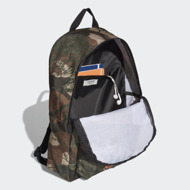 Originals Grön Camo Classic Backpack