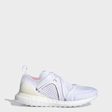 Women adidas by Stella McCartney Beige Ultraboost T Shoes