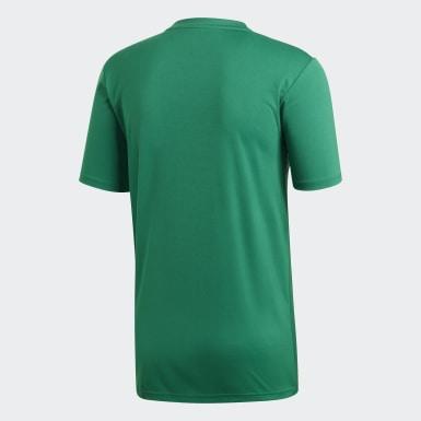 Remera Campeon 19 Verde Hombre Fútbol