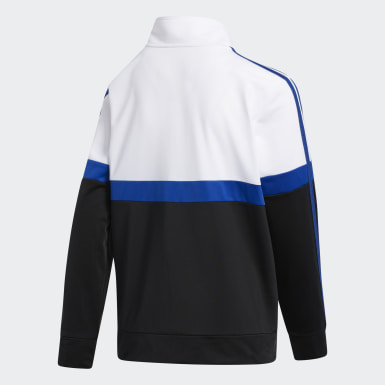 Youth Training White Split Jacket