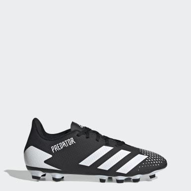 ฟุตบอล สีดำ รองเท้าฟุตบอล Predator Mutator 20.4 Flexible Ground