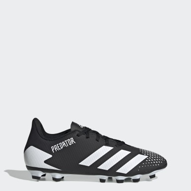 Soccer Black Predator Mutator 20.4 Flexible Ground Cleats