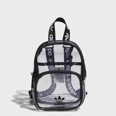 Originals Black Clear Mini Backpack
