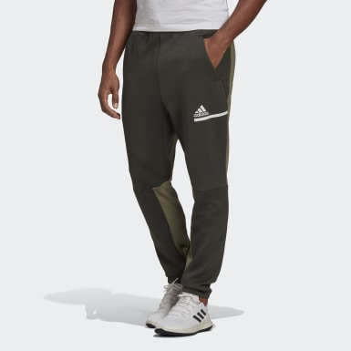 Pantalon adidas Z.N.E. AEROREADY Vert Hommes Athletics