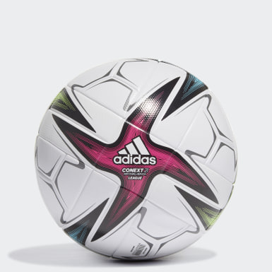 Fodbold Hvid Conext 21 League bold