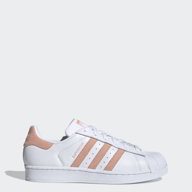 Sales adidas Originals Superstar 80s Leder Sneaker Schuhe