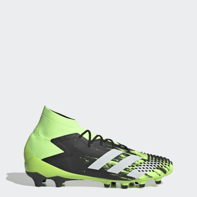 Fotbal zelená Kopačky Predator Mutator 20.1 Artificial Grass