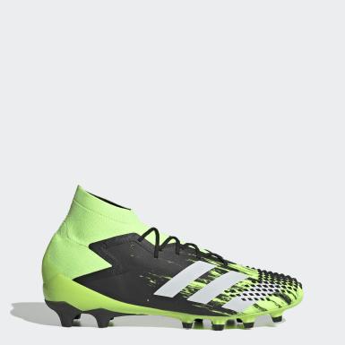Voetbal Groen Predator Mutator 20.1 Artificial Grass Voetbalschoenen