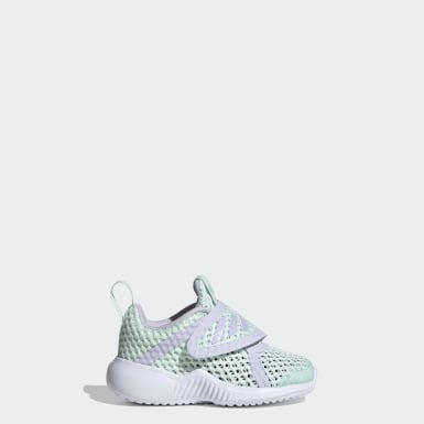 Infant & Toddler Running Green FortaRun X SUMMER.RDY Shoes