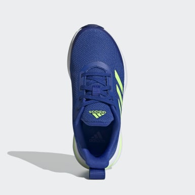 Zapatillas FortaRun Running 2020 Azul Niño Training