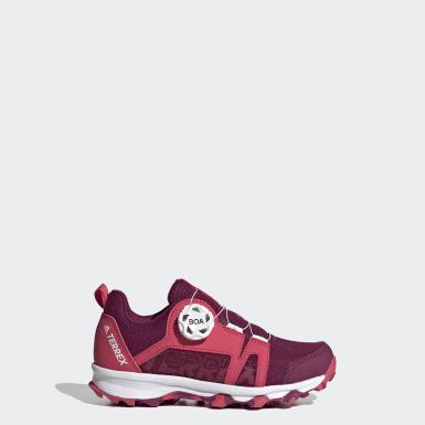 Sapatos de Caminhada Boa TERREX Roxo Criança TERREX