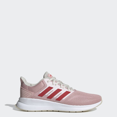 Women Running Pink Runfalcon Shoes