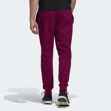 Pantaloni Must Haves Stadium Viola Uomo Athletics