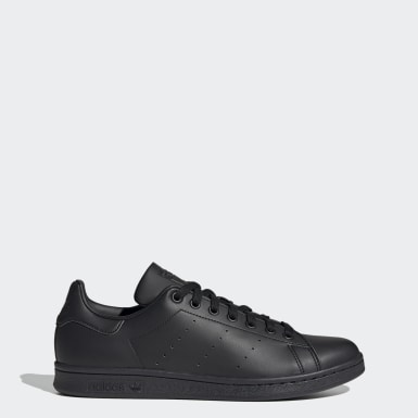 Tenis Stan Smith Negro Hombre Originals