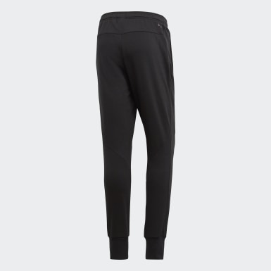 Men Yoga Black Prime Workout Joggers
