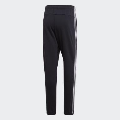 Männer Athletics Essentials 3-Streifen Hose Schwarz
