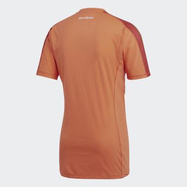 Jersey Arquero Selección Nacional de México Naranja Hombre Fútbol