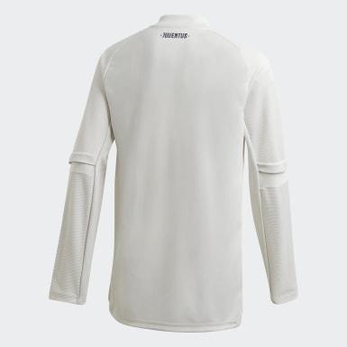 Camisa Treino Juventus (UNISEX) Cinza Kids Futebol