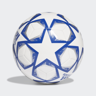 Men Football White UCL Finale 20 Club Ball