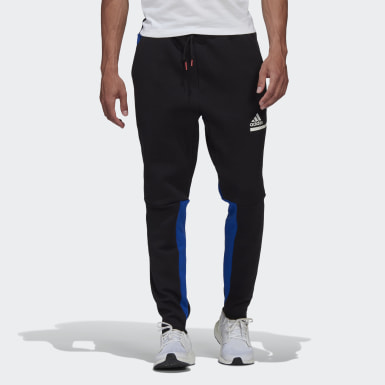Men Athletics Black adidas Sportswear Z.N.E. Pants