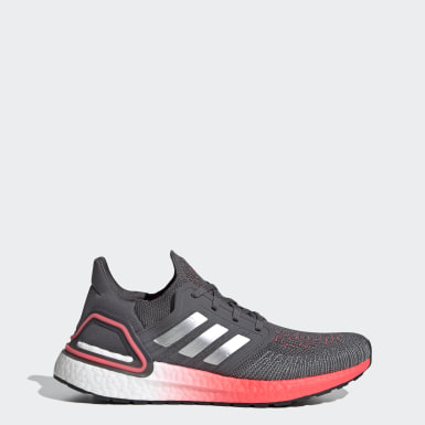 Tenis Ultraboost 20 Gris Mujer Running