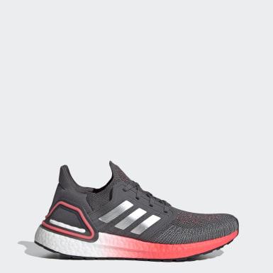 Dames Hardlopen Grijs Ultraboost 20 Schoenen