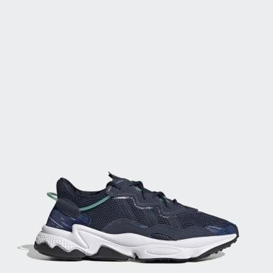 Originals blauw Ozweego Schoenen