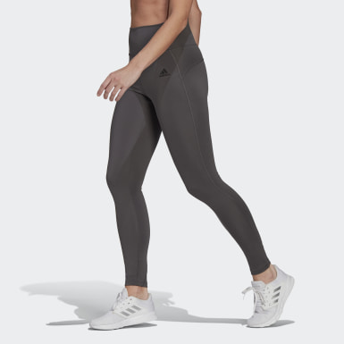 Legging FeelBrilliant Designed To Move Cinza Mulher Training