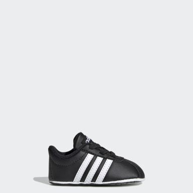 Kids Lifestyle Black VL Court 2.0 Shoes