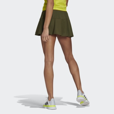 Tennis HEAT.RDY Primeblue Match Skort Zielony
