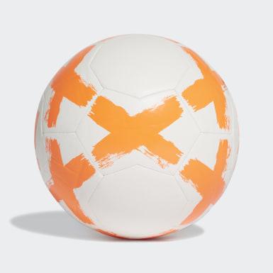 ผู้ชาย ฟุตบอล สีขาว ลูกฟุตบอล Starlancer Club