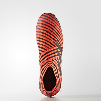 Calzado Nemeziz Tango 17+ 360 Agility Turf Naranja Fútbol