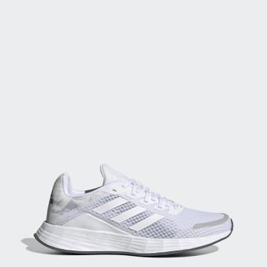 Women Running White Duramo SL Shoes