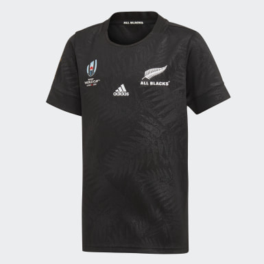 All Blacks Rugby World Cup Y-3 Heimtrikot