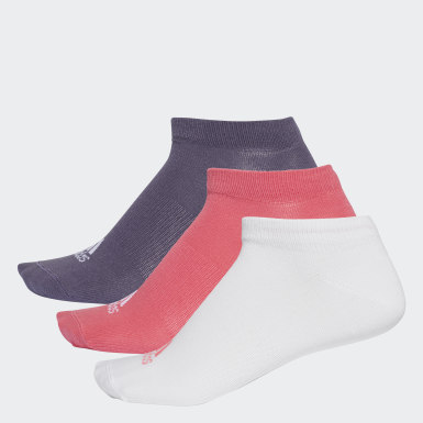 Fines socquettes invisibles Performance (lot de 3 paires) Multicolore Femmes Training