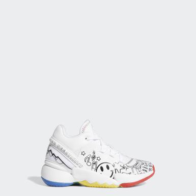 Kids - Basketball - Athletic & Sneakers | adidas US