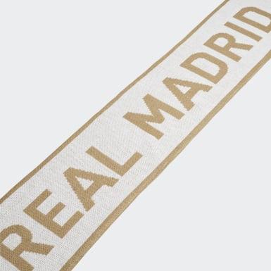 Écharpe Real Madrid Blanc Football